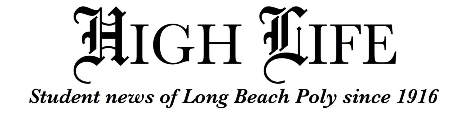 The student newspaper of Long Beach Polytechnic High School since 1916