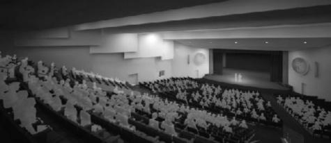 Auditorium Using Hofstadter Approach
