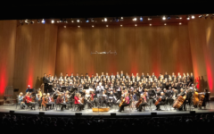 Choristers Get Opportunity of a Lifetime
