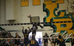 Girls Volleyball Pictures v. Millikan