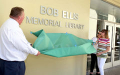 Library Renamed after former Principal
