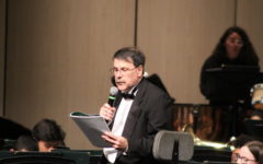 Auditorium To Be Renamed For Retiring Music Teacher Andy Osman