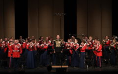"Poly Hosts ""The President's Own"" Marine Band"