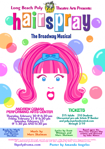 Hairspray! Feb 20-22