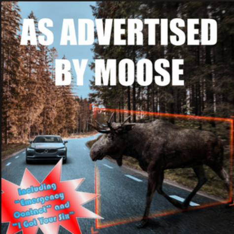 Moose: As Advertised EP Review